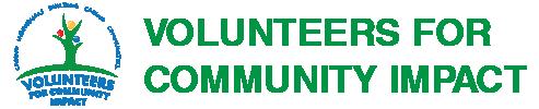 Volunteers for Community Impact Logo